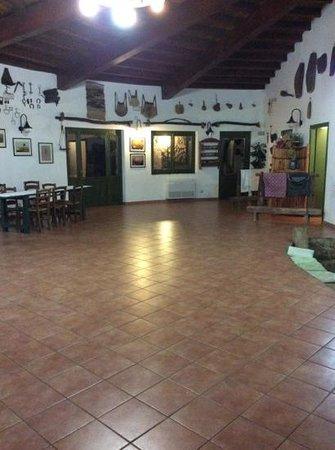 Centro Ippico Agrituristico del Sarrabus: Interno dell'agriturismo