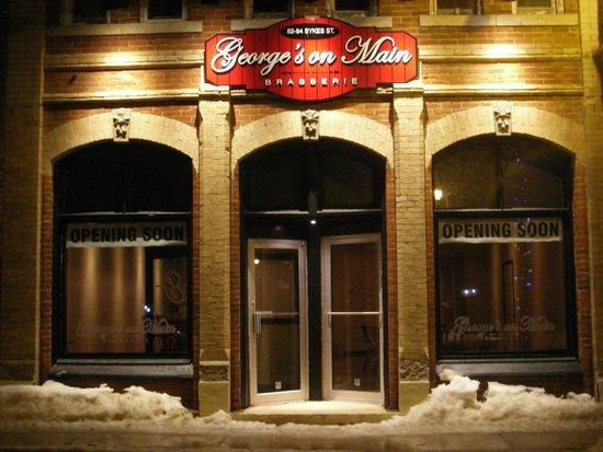 George's on Main Brasserie