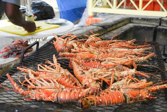 Fireman's Lobster Pit: :-)