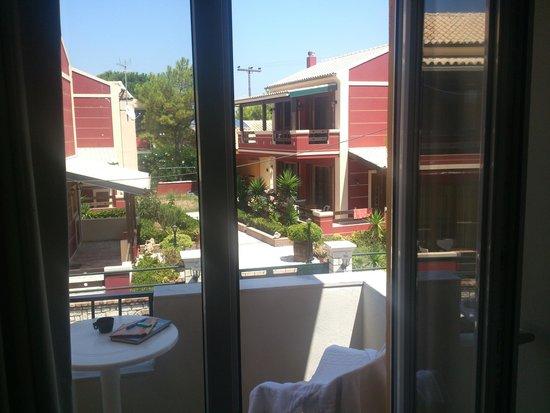Kormoranos Beach Hotel: pokój nr.11