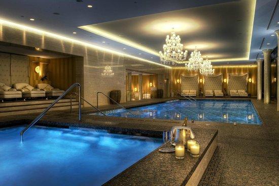 Grand Hotel Kempinski High Tatras: Zion Spa