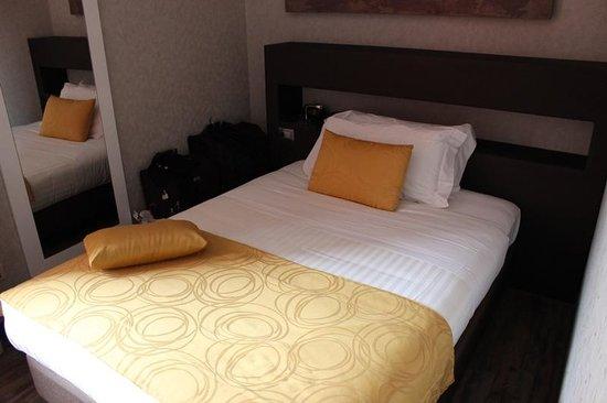 Best Western Atlantic Hotel : cama
