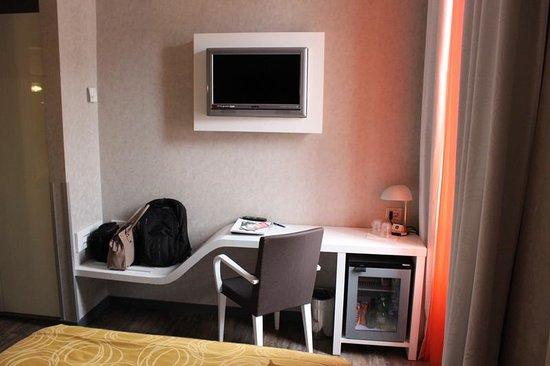 Best Western Atlantic Hotel : quarto