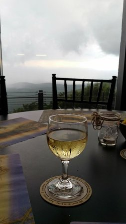 Cheaha State Park Resort : Must give the muscadine wine a try!