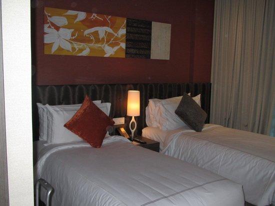 Park Avenue Changi Hotel: ベッド