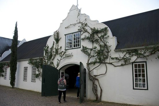 WineFairy: one of the wineries we visited (sorry can't remember the name)