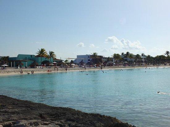 Club Med Cancun Yucatan: Vue générale du site