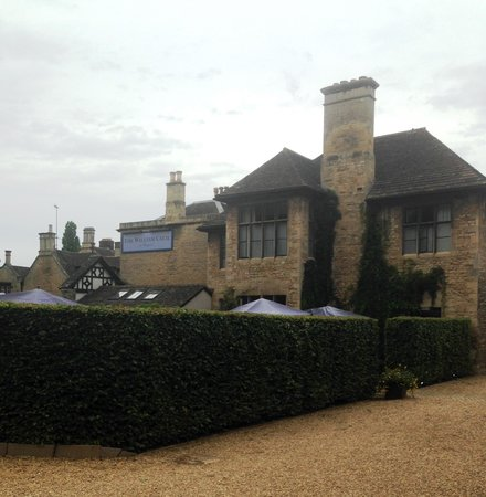 The William Cecil at Stamford: Exterior