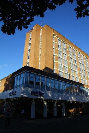 Park Inn by Radisson York: Esterno 1