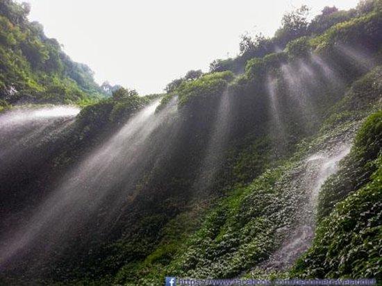 Madakaripura Waterfall: Watefall inside