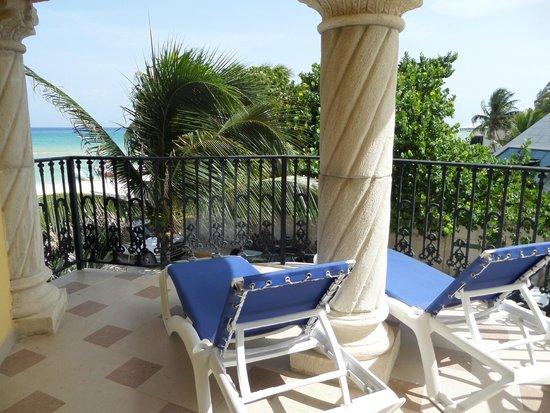 Panama Jack Resort: balcony