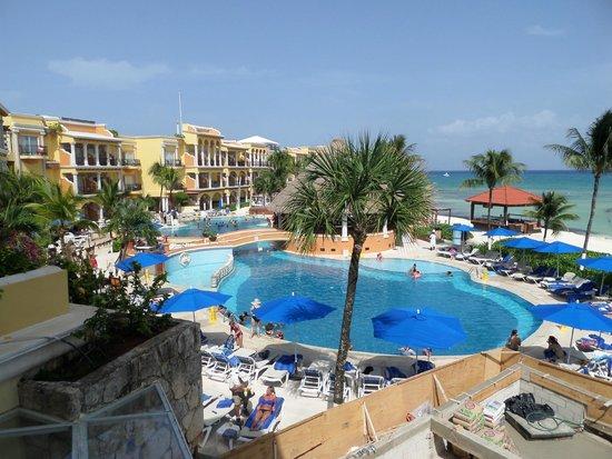 Panama Jack Resort: View from room