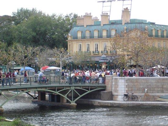 Epcot: França