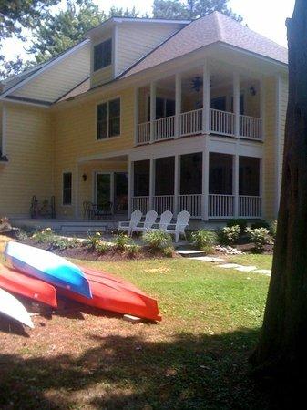 Sail Selina II: Riverview House