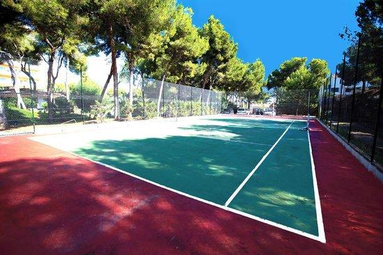 FERGUS Pax: Tennis court