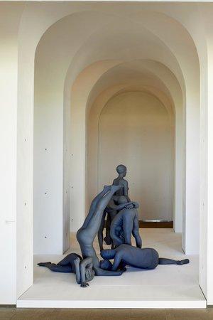Museum Beelden aan Zee: Exhibition view Print Room: Daniel Firman (2014). Photo: Piet Gispen, Den Haag