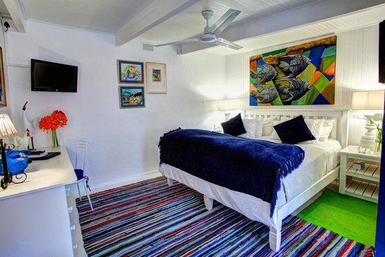 Moontide Guest House: Boathouse Bedroom