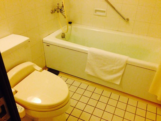 Kobe Tor Road Hotel Sanraku: 浴室