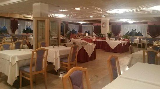 Hotel Koflerhof: Sala ristorante