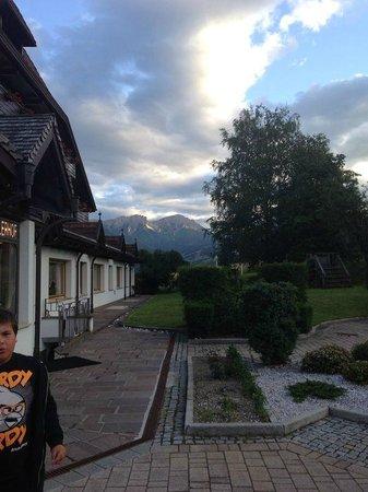 Hotel Koflerhof: Scorcio dell'albergo