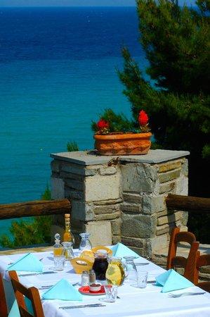 Alexander The Great Beach Hotel: Greek Traditional Taverna Antonis