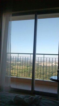 Bourbon Atibaia Convention & Spa Resort: Vista do 8° andar frente