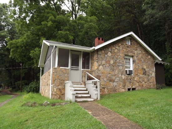 Pisgah View Ranch : Rock Duplex