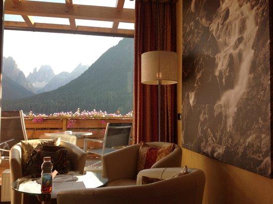 Hotel St Veit: Zimmer