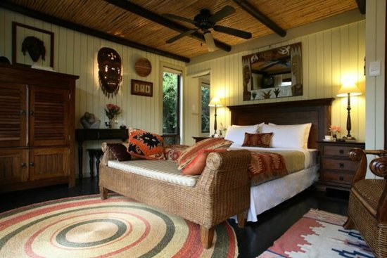 Moontide Guest House: Treetops