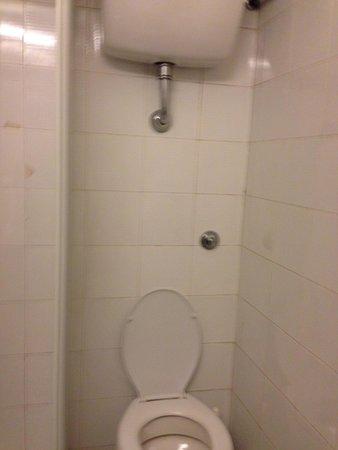Repubblica Hotel : toilet