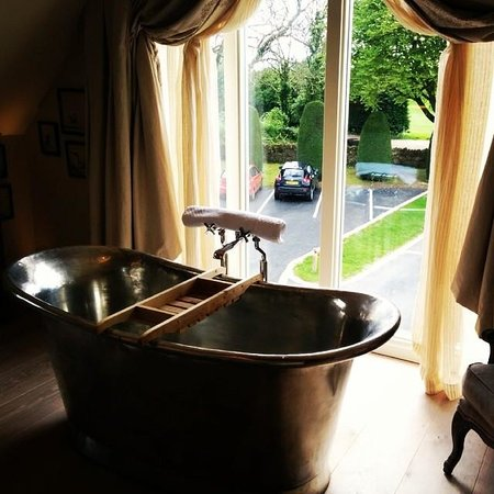 Dormy House Hotel: typical view from a Dormy House room - romantic!