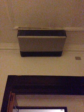 Repubblica Hotel: a/c that is not functioning