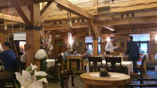 Karczma Rzym Hotel Pawlowek: Restaurant
