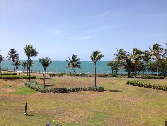 Hilton Ponce Golf & Casino Resort: Foto desde la habitación