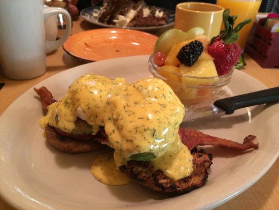 Up For Breakfast: Southwestern Benedict