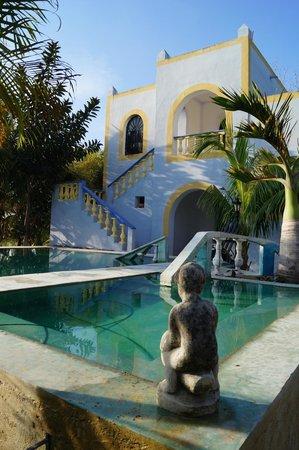 Hacienda San Pedro Nohpat : Pool
