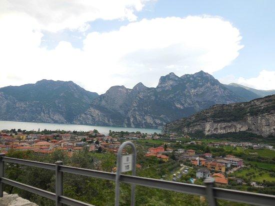 Hotel Gabry: Uitzicht kamer