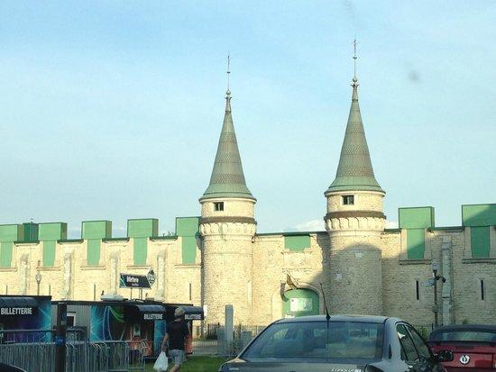 Fairmont Le Chateau Frontenac : Walled City
