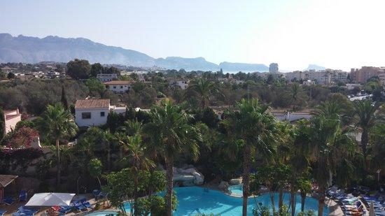 Albir Playa Hotel & Spa : vistas de la habitación