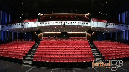 Confederation Centre of the Arts : Our newly renovated Homburg Theatre was unveiled in April of 2014.