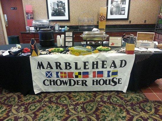 Marblehead Chowder House