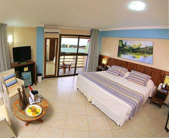 Ponta Negra Beach: habitaciones espaciosas y lindas..el mas recomendable