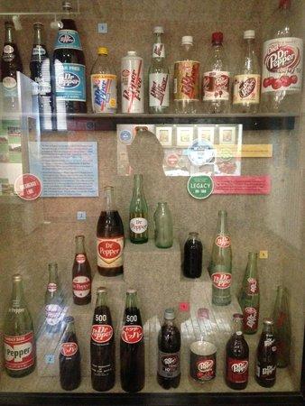 Dr Pepper Museum: Dr. Pepper