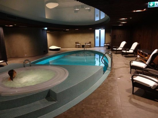 Hotel Palace: Spa - relaxation area