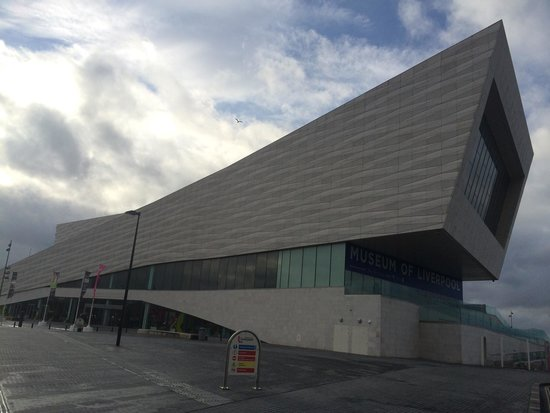Museum of Liverpool: Liverpool museum
