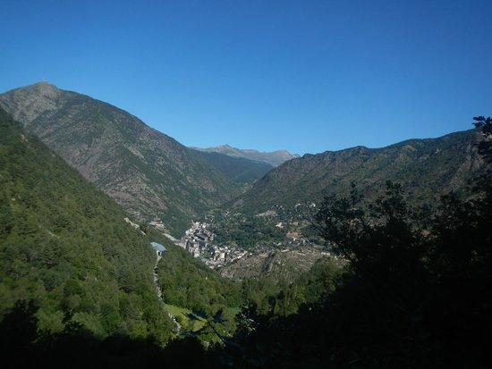 Vía Ferrata Roc d'Esquers