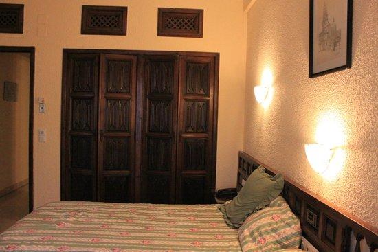 Hotel Alfonso VI: номер