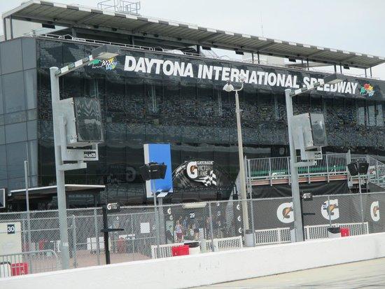 Daytona International Speedway : estrades