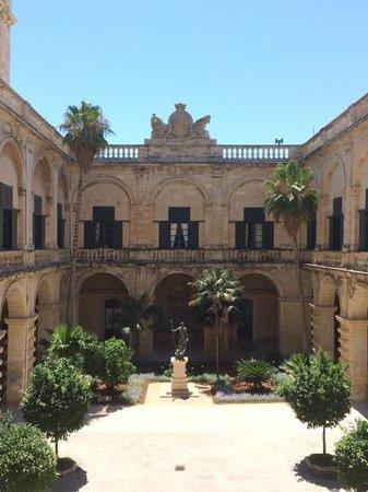 Grandmaster's Palace : La valette