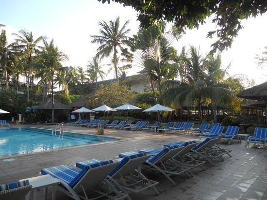 Prama Sanur Beach Bali: dettaglio, piscina piccola!